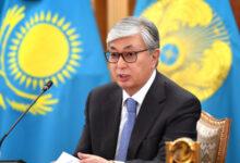 Photo of Президент Жамбыл облысының әкіміне сөгіс жариялады