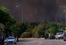 Photo of Огонь подступает к Афинам