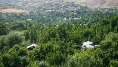 Photo of Самолет ВВС Афганистана разбился в Узбекистане