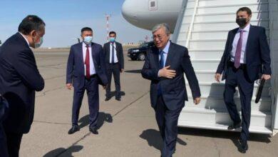 Photo of Президент с рабочим визитом прибыл в Мангистаускую область
