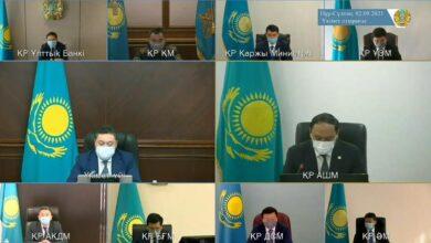 Photo of Министр сельского хозяйства озвучил основные меры по реализации Послания Главы государства