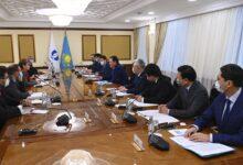 Photo of Аскар Мамин обсудил с президентом ЕБРР реализацию совместных проектов в РК
