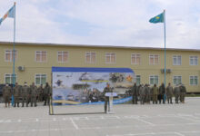 Photo of Президент – Верховный главнокомандующий посетил военные учения «Отпантау-2021»